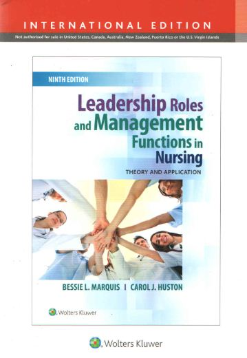 WWW.PBFORBOOK.COM...=^--^=. - 9781496361400 - Leadership Roles and ...